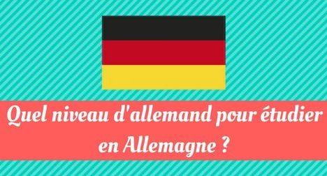 Niveau-allemand-etude-allemagne