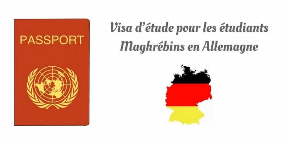 Visa D étude Pour Les étudiants Maghrébins En Allemagne