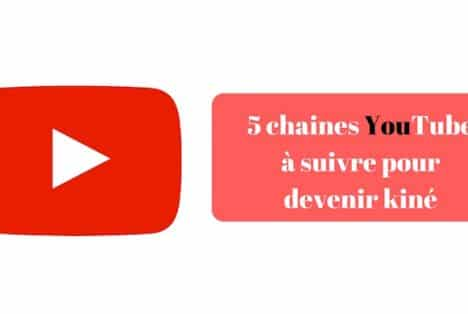 5 chaines YouTube à suivre pour devenir kine